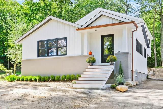 105 Old Dike Road, Trumbull, CT 06611 (MLS #170423061) :: Michael & Associates Premium Properties | MAPP TEAM