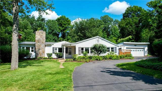 25 Old Turnpike Road, Brookfield, CT 06804 (MLS #170423222) :: Chris O. Buswell, dba Options Real Estate
