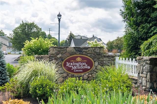 312 Lexington Boulevard #312, Bethel, CT 06801 (MLS #170423541) :: Alan Chambers Real Estate
