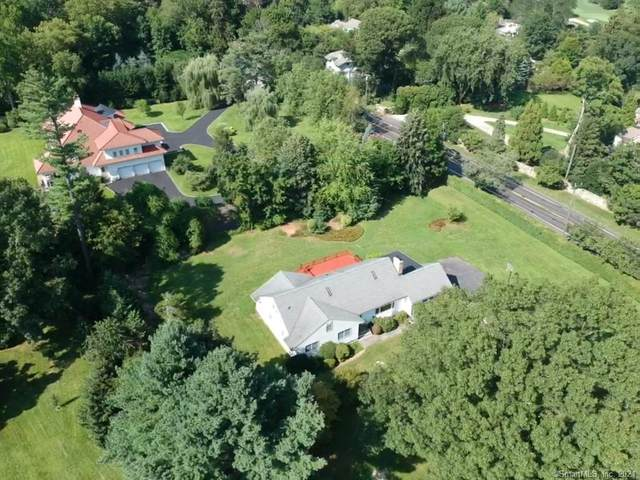 351 North Street, Greenwich, CT 06830 (MLS #170423616) :: Linda Edelwich Company Agents on Main