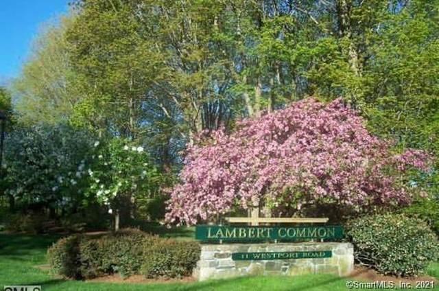 47 Lambert Common #47, Wilton, CT 06897 (MLS #170424031) :: Team Feola & Lanzante | Keller Williams Trumbull