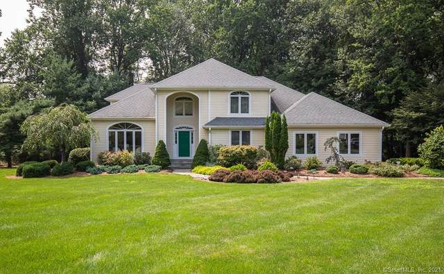 4 Emerald Lane, Woodbridge, CT 06525 (MLS #170424260) :: Around Town Real Estate Team