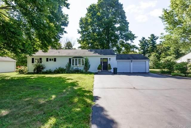 38 Cardinal Drive, Wallingford, CT 06492 (MLS #170424350) :: Carbutti & Co Realtors