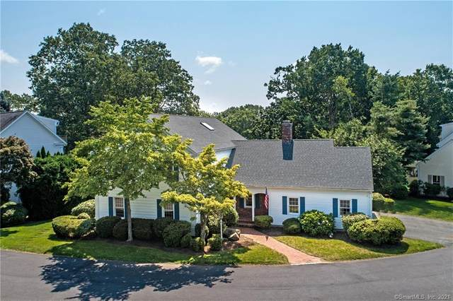 14 Longview Terrace #14, Madison, CT 06443 (MLS #170424449) :: The Higgins Group - The CT Home Finder