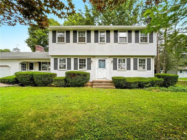 112 Chapel Road, South Windsor, CT 06074 (MLS #170424650) :: Around Town Real Estate Team