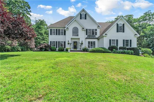 157 Sunset Ridge, Southbury, CT 06488 (MLS #170424681) :: Kendall Group Real Estate | Keller Williams