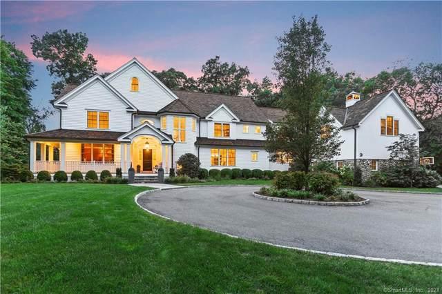 9 Boxwood Lane, Westport, CT 06880 (MLS #170424962) :: Michael & Associates Premium Properties | MAPP TEAM