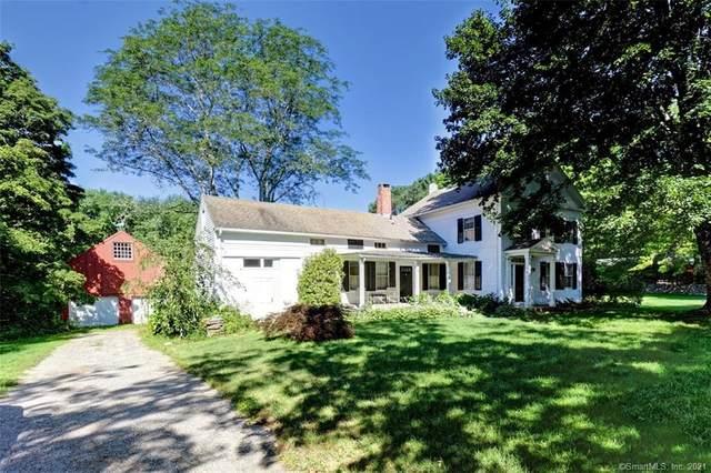 5 Chaplin Street, Chaplin, CT 06235 (MLS #170424979) :: Forever Homes Real Estate, LLC