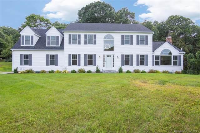 3 Hillcrest Drive, New Milford, CT 06776 (MLS #170424987) :: GEN Next Real Estate