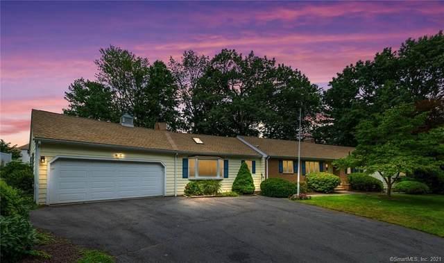 30 Highcrest Acres, Wethersfield, CT 06109 (MLS #170425321) :: GEN Next Real Estate