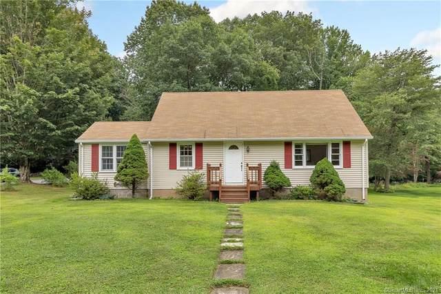 21 Greenwood Drive, Monroe, CT 06468 (MLS #170425537) :: GEN Next Real Estate