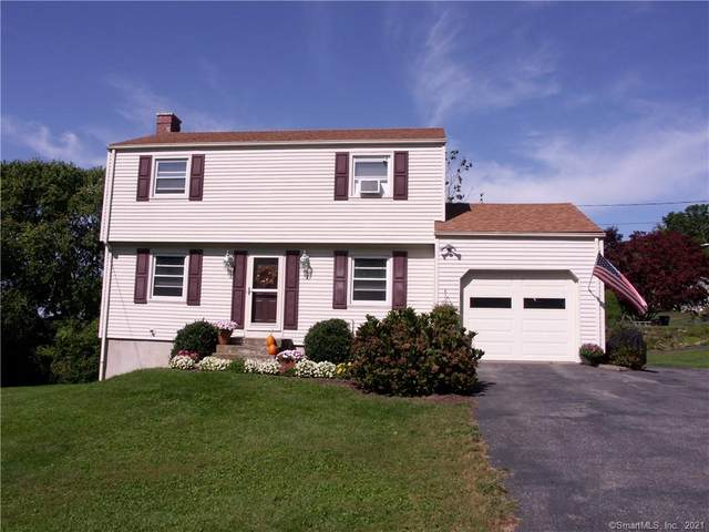 58 Lewis Street, Groton, CT 06340 (MLS #170425946) :: Chris O. Buswell, dba Options Real Estate