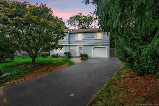 26 Honeysuckle Drive, Norwalk, CT 06851 (MLS #170425995) :: Kendall Group Real Estate   Keller Williams
