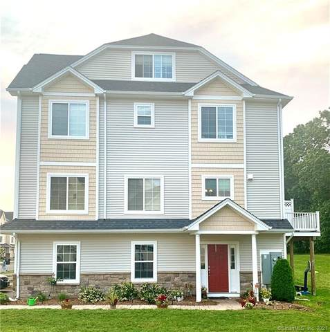 172 Pepin Place #172, South Windsor, CT 06074 (MLS #170426170) :: Around Town Real Estate Team