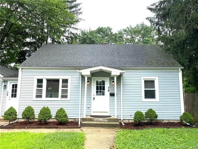 74 Roger Williams Road, Bridgeport, CT 06610 (MLS #170426205) :: GEN Next Real Estate