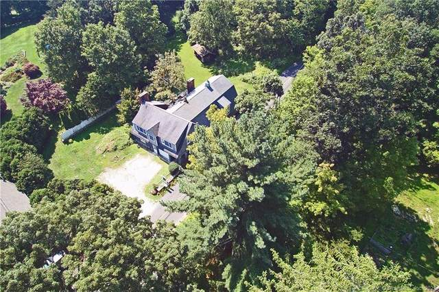 144 Seventy Acre Road, Redding, CT 06896 (MLS #170427279) :: GEN Next Real Estate