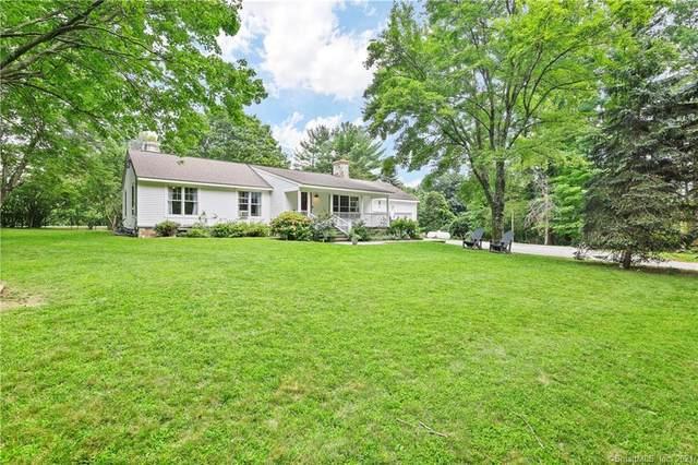 57 Old Farm Road, Weston, CT 06883 (MLS #170427522) :: GEN Next Real Estate