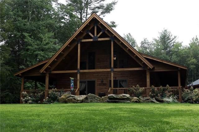 40 Lake Woods Lane, Ashford, CT 06278 (MLS #170427650) :: Chris O. Buswell, dba Options Real Estate