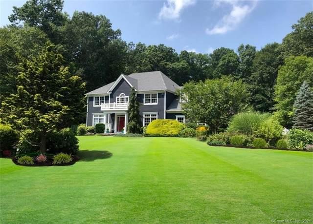 3 Galilee Way, Newtown, CT 06470 (MLS #170427809) :: Michael & Associates Premium Properties | MAPP TEAM