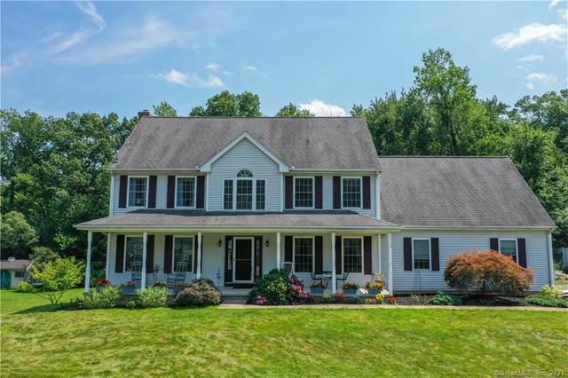4 Compass Rock Lane, Wallingford, CT 06492 (MLS #170427820) :: GEN Next Real Estate