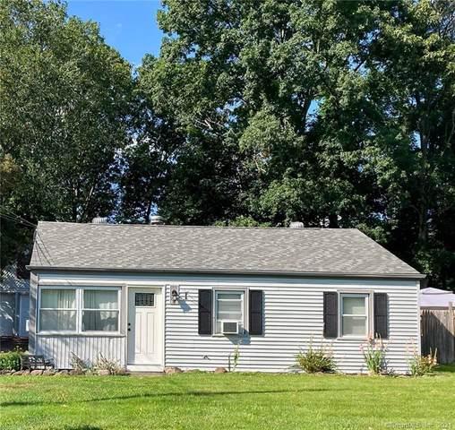 68 Circle Drive, Wallingford, CT 06492 (MLS #170428142) :: GEN Next Real Estate