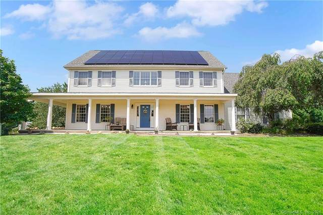 26 Richardson Drive, Hebron, CT 06248 (MLS #170428245) :: GEN Next Real Estate