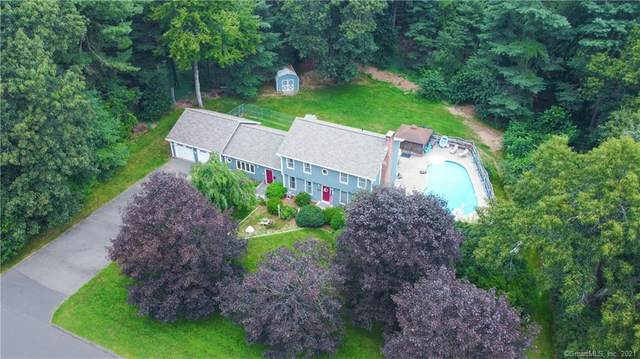 22 Woods Hollow Road, Suffield, CT 06093 (MLS #170428286) :: GEN Next Real Estate