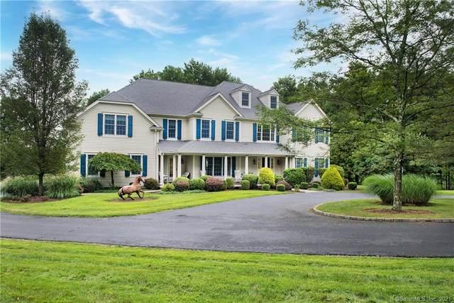 64 Canterbury Lane, Ridgefield, CT 06877 (MLS #170428805) :: GEN Next Real Estate