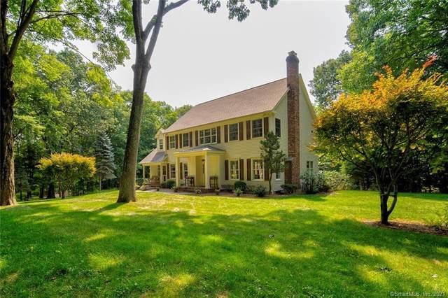 24 Aarons Court, Ridgefield, CT 06877 (MLS #170428840) :: GEN Next Real Estate