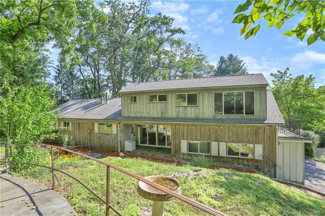450 Danbury Road, Wilton, CT 06897 (MLS #170428971) :: Chris O. Buswell, dba Options Real Estate