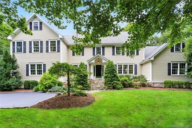 790 Cedar Brook Lane, Fairfield, CT 06890 (MLS #170429188) :: Kendall Group Real Estate | Keller Williams