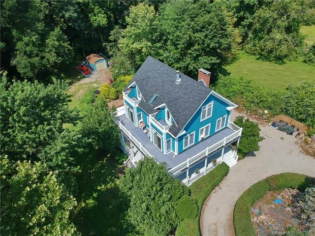 80 Covell Road, Pomfret, CT 06259 (MLS #170429238) :: Chris O. Buswell, dba Options Real Estate