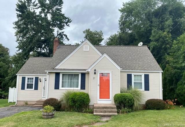 21 Parkview Drive, Southington, CT 06489 (MLS #170429406) :: GEN Next Real Estate