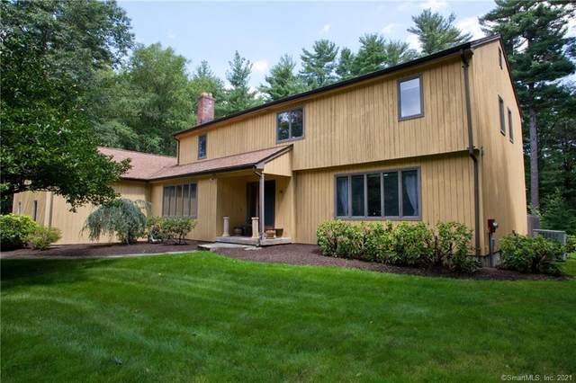 14 Trainor Drive, Simsbury, CT 06089 (MLS #170429696) :: Kendall Group Real Estate | Keller Williams