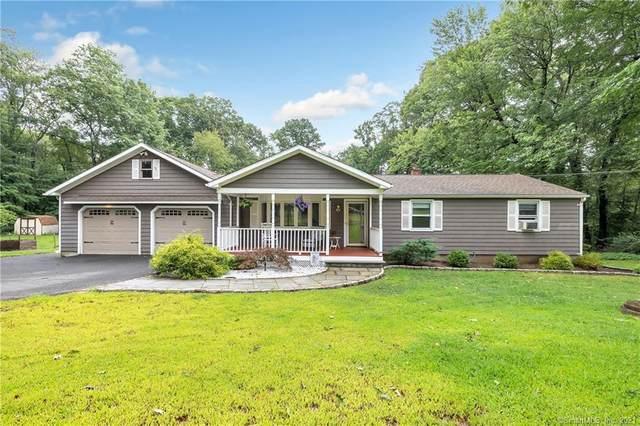 81 Williamsburg Drive, Monroe, CT 06468 (MLS #170429765) :: Kendall Group Real Estate | Keller Williams