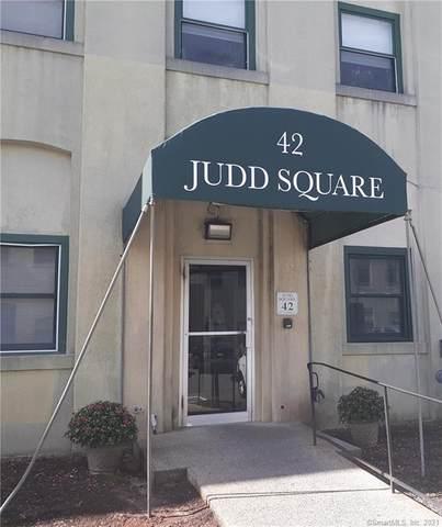 42 S Cherry Street #117, Wallingford, CT 06492 (MLS #170430721) :: GEN Next Real Estate