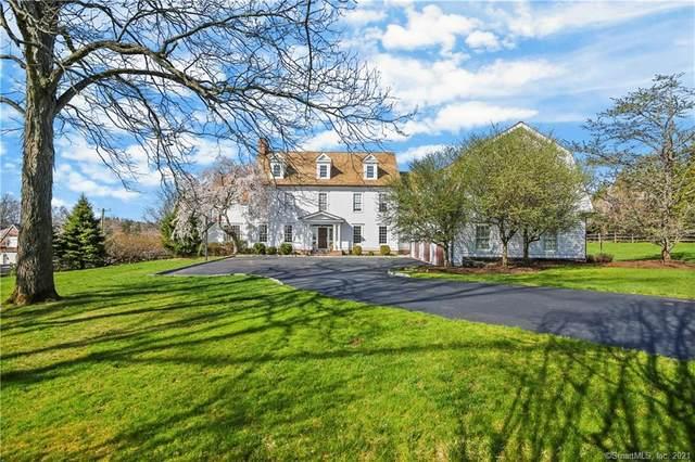 54 Turkey Hill Road S, Westport, CT 06880 (MLS #170430784) :: GEN Next Real Estate