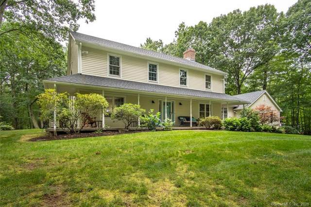 54 Silver Brook Lane, Granby, CT 06060 (MLS #170431495) :: Kendall Group Real Estate   Keller Williams