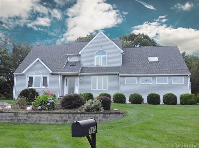 115 Lakewood Circle, Bristol, CT 06010 (MLS #170431625) :: GEN Next Real Estate
