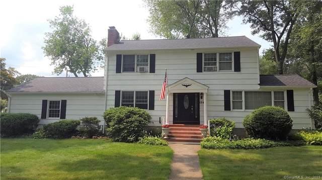 1340 Fairfield Woods Road, Fairfield, CT 06825 (MLS #170431689) :: Michael & Associates Premium Properties | MAPP TEAM