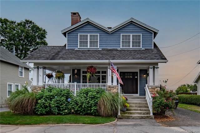 19 Clinton Street, Milford, CT 06460 (MLS #170431795) :: GEN Next Real Estate