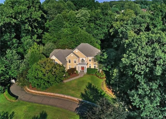36 Hidden Pond Lane, Trumbull, CT 06611 (MLS #170431891) :: Michael & Associates Premium Properties   MAPP TEAM