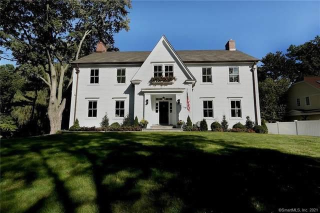 41 Lockwood Lane, Greenwich, CT 06878 (MLS #170432128) :: GEN Next Real Estate