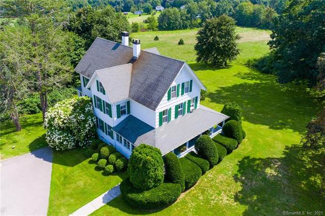 479 Route 169, Woodstock, CT 06281 (MLS #170432208) :: Linda Edelwich Company Agents on Main