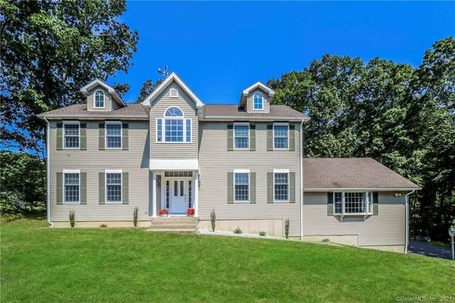 215 Central Avenue, Wolcott, CT 06716 (MLS #170432242) :: Michael & Associates Premium Properties | MAPP TEAM