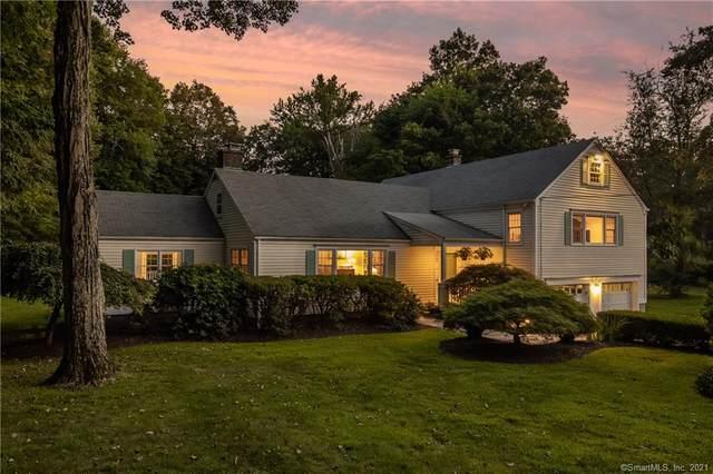 8 Bushy Ridge Road, Westport, CT 06880 (MLS #170432244) :: Kendall Group Real Estate | Keller Williams