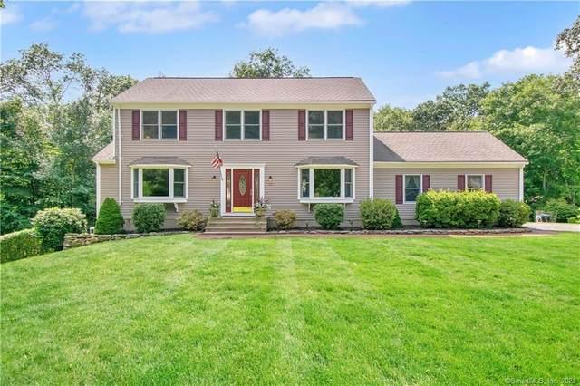 25 Sleepy Hollow Drive, Monroe, CT 06468 (MLS #170432446) :: Kendall Group Real Estate | Keller Williams
