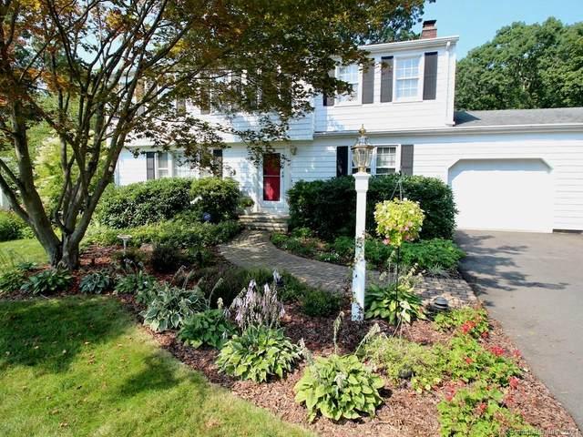 56 Bender Road, Hamden, CT 06518 (MLS #170432479) :: GEN Next Real Estate