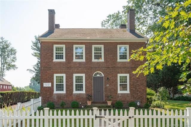 132 Broad Street, Wethersfield, CT 06109 (MLS #170432755) :: GEN Next Real Estate