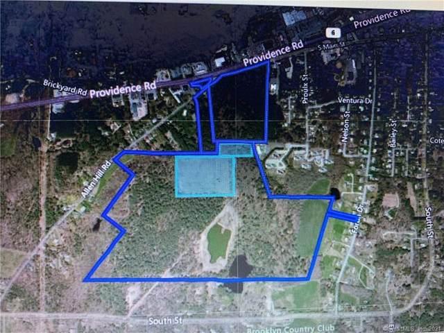 0 Allen Hill Road, Brooklyn, CT 06234 (MLS #170433208) :: GEN Next Real Estate